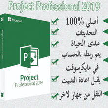Picture of Project  Professional 2019