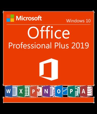 صورة Microsoft Office Professional Plus 2019