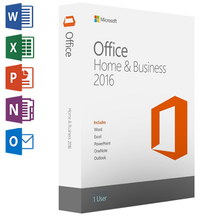 صورة Office Home &Business 2016 For MAC