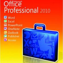 Picture of Office Professional 2010