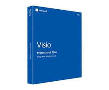 Picture of Visio Professional 2016