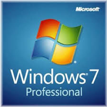 Picture of Windows 7 Pro