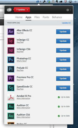 Picture of Adobe Creative Cloud 1 Year Subscription All Apps Annual Plan