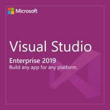 Picture of Microsoft Visual Studio Enterprise 2019