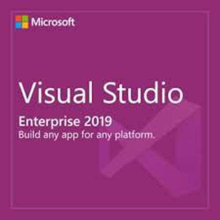 Picture of Microsoft Visual Studio Enterprise 2019