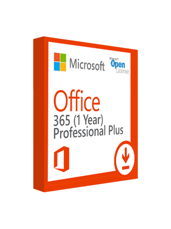 Picture of Microsoft Office 365 Professional Plus 1-year