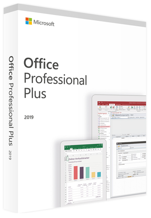 صورة Office Professional Plus 2019 50 User MAK