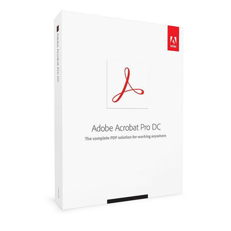 Picture of Adobe Acrobat 2020 Pro DC Lifetime And Connect